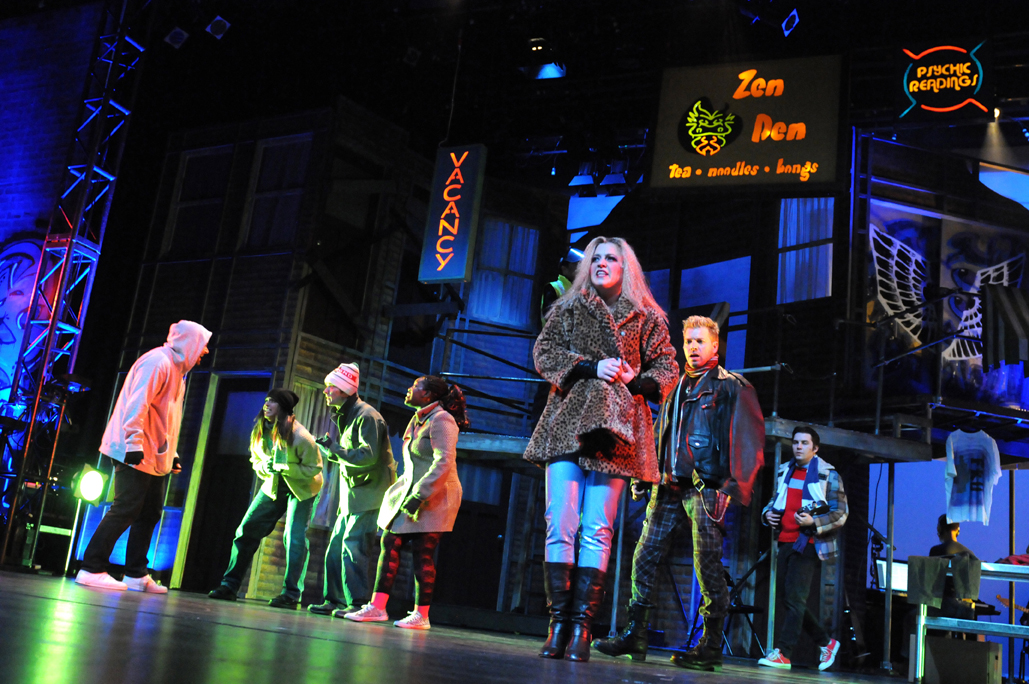 Orpheus Musical Theatre Society, RENT