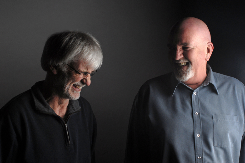 Bassist Skip Beckwith and Pianist Brian Browne
