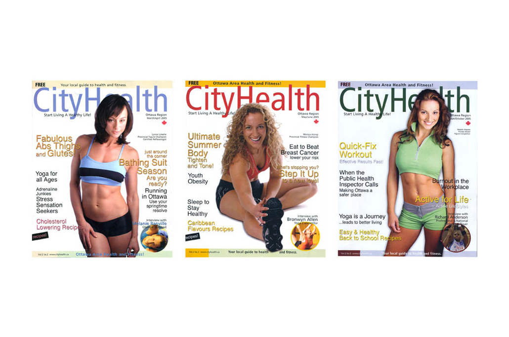 CityHealth magazine
