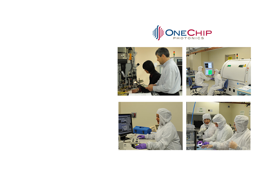 For OneChip Photonics
