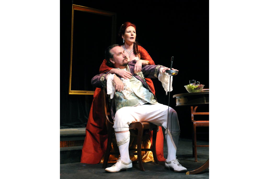Ottawa Little Theatre, Dangerous Liaisons