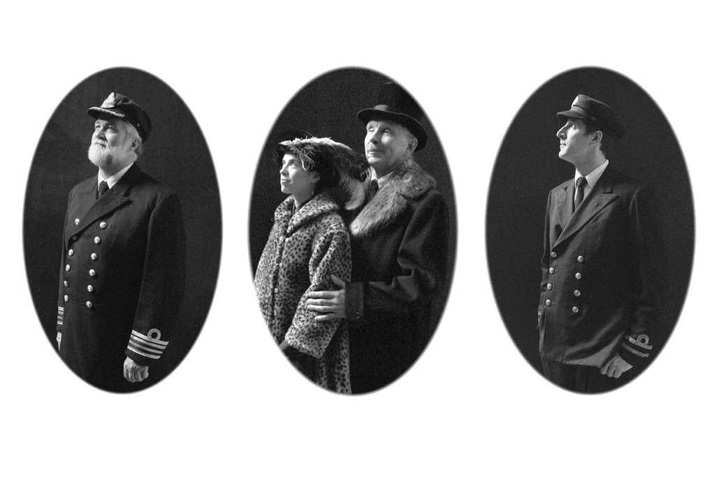 For Orpheus Musical Theatre Society - Titanic: The Musical Publicity Photos