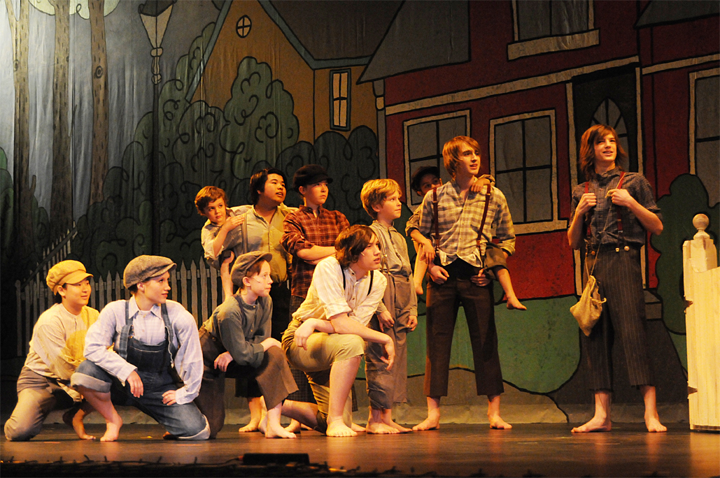 Orpheus Musical Theatre Society, Tom Sawyer