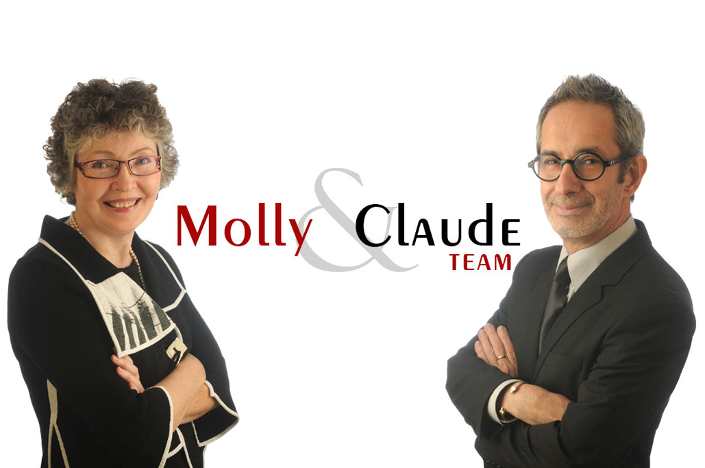For Molly and Claude Team, Ottawa