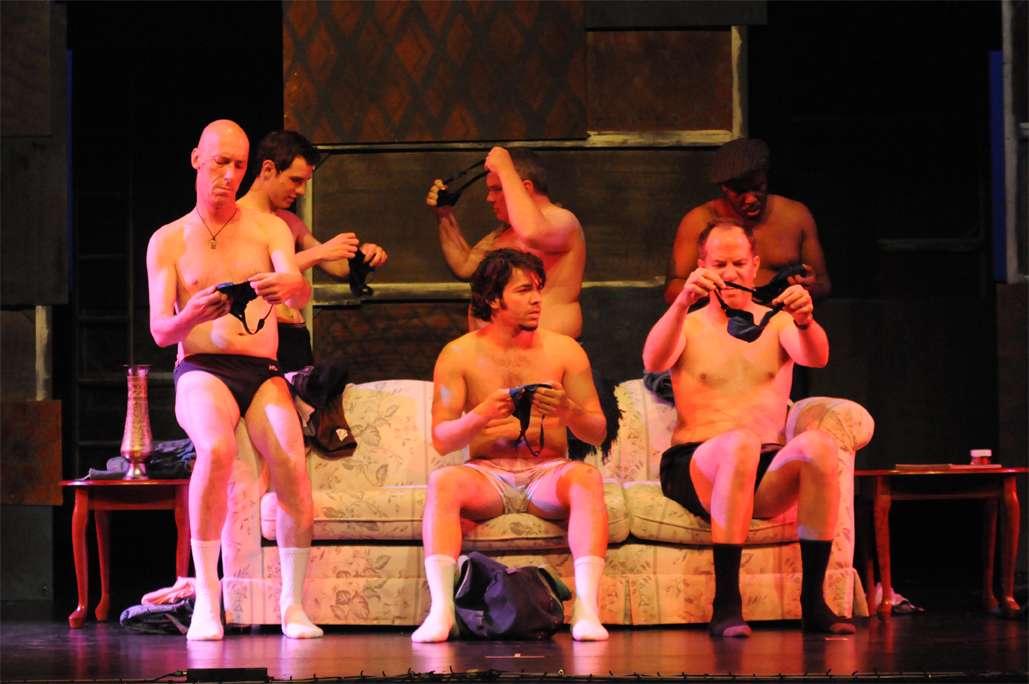 Orpheus Musical Theatre Society, The Full Monty